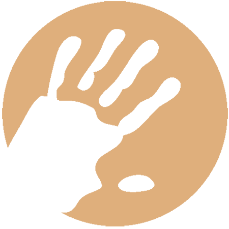 Museum Hand Icon