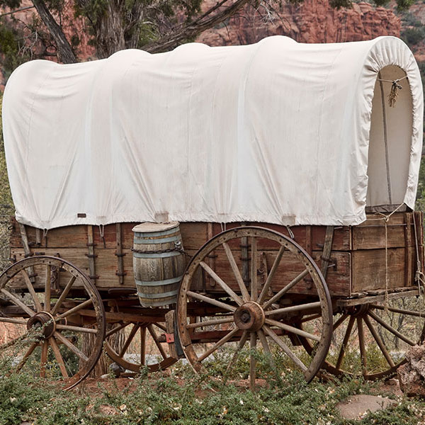 Pioneer Day Wagon
